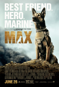 Max - Military Working Dog
